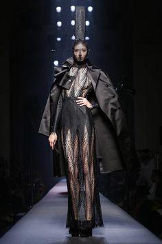 Jean Paul Gaultier Fall 2015 Couture as seen on Gwen Stefani