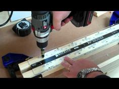 How To Build Custom Wood Plantation Shutters / Blinds - Home Construction Improvement