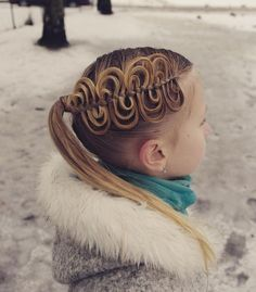 Braids 110 Best Bohemian and Wedding Braided Hairstyles That Comb Turn Heads for Fashion Girls – Page 58 – My Beauty Note Box Braids Hairstyles, Try On Hairstyles, Bohemian Hairstyles, Kids Braided Hairstyles, Trending Hairstyles, Little Girl Hairstyles, Braids For Kids, Girls Braids, Wedding Braids