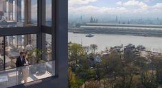Nieuwbouwproject BOLD: duurzame nieuwbouw appartementen en penthouses (koop) in Amsterdam-Noord, aan het IJ. Met veel luxe en wooncomfort.
