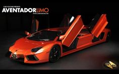Would you rent a Lamborghini Aventador limo? Cadillac Escalade or the Lincoln MKT for the hottest ride to your wedding or senior prom—a British firm is looking to make a Lamborghini Aventador stretch limousine.    The firm is called Cars for Stars, and it released both some renderings and a CGI video of its stretch Aventador concept this morning.