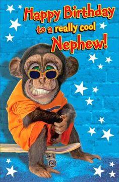 Birthday Wishes for Nephew | Nephew Your Location: Birthday Cards » Male Relatives » Nephew love you Carl