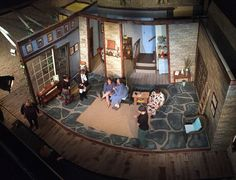 A view from above . notes before final dress rehearsal. Vanya and Sonia and Masha and, Spike, Rehearsal Dress, The Past, Seasons, City, Summer, Notes, Summer Time, Seasons Of The Year, Verano