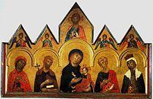 Vigoroso da Siena (v. 1240 – Sienne, v. 1295) est un peintre et un enlumineur italien, un précurseur de l'école siennoise de la fin du Duecento, qui, avec Guido da Siena et Dietisalvi di Speme, précéda les peintres plus illustres comme Duccio di Buoninsegna.