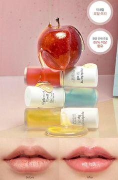MEMEBOX - Nooni Applemint Lip Oil #koreanmakeup #lipcare #memebox