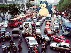 The perfect Snorlax Traffic Happy Animated GIF for your conversation. Discover and Share the best GIFs on Tenor.