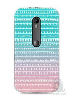 Capa Moto G3 Étnica #11 - SmartCases - Acessórios para celulares e tablets :)