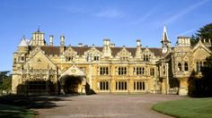 historic english manor house interiors - Google Search
