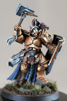 The Stormcast Eternal Showcase Thread: Post Your Completed Miniature Here: - Page 3 - Forum - DakkaDakka | All hail the mighty Primarch Russ!