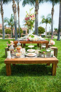 Ceremony Magazine San Diego Wedding Floral Design featuring Trendee Flowers