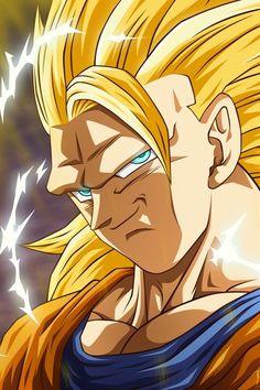 Fan Art of Goku for fans of Dragon Ball Super 39142902 Fairytail, Manga Dragon, Dragon Ball Z Shirt, D Mark, Super Anime, Ssj3, Fan Art, Anime Comics, Animes Wallpapers