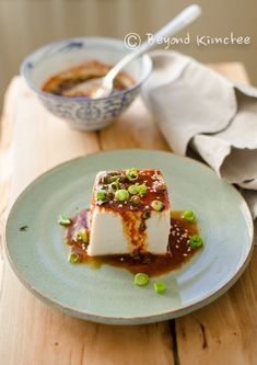 korean food, soft tofu, chili sauc, soy, sauces
