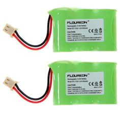 Floureon 2 Pack Rechargeable Cordless Phone Batteries for Vtech CS5111-2 CS5121 CS5121-2 CS5121-3 Cordless Telephone Battery Replacement Packs by Floureon. $6.49. Compatible with Models: AT: 01839, 24112, 4128, 89-1332-00-00, 89-1338-00-00, 8913320000, 8913380000, EL41108, EL41208, EL42108, EL42208, EL42258, EL42308, EL42408 Battery Biz: B-704, B704 BellSouth: EXCELISTOR 3101, TL6145 Conair: CTP-8210, CTP-8212, CTP-8225, CTP-8310, CTP-8325, CTP-9200, CTP-9250, C...