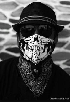 Bandana masked style