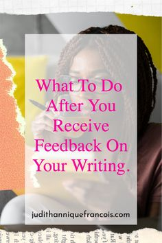 If you love writing, you want other people to love your work as well. This is why you work hard on it - you take your time to self-edit and then have a few rounds of beta readers to give you feedback. Afterward, you modify your piece to make it read clearer and smoother. If you're wondering, what's a beta reader? You can read my article here that explains what a beta reader does. #editing #writer #writingtips #writingmotivation #writing #writingskills #writingfeedback Writing Process, Writing Skills, Writing Tips, Fiction Writing, Writing A Book, Learn Earn, Writing Motivation, Writing Characters, Writing Inspiration
