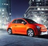 2013 Fiat 500e EV Will Debut This Month at the Los Angeles Auto Show