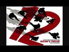 Filmmusik drama Ocean's 12 Soundtrack