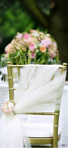 Spectacular Entertaining Events| Serafini Amelia| Wedding Styling-Wedding Dress Wedding ● Chair Décor