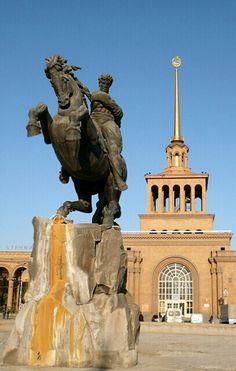 Yerevan, Armenia.