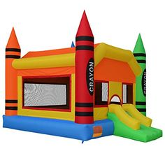 Cloud 9 The Crayon Bounce House Cloud 9 Bouncers http://www.amazon.com/dp/B005XOMDQM/ref=cm_sw_r_pi_dp_2rX4vb1EH2724