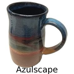 Azulscape Full Tankard >>> You can get more details by clicking on the image. (This is an affiliate link) #CoffeeMug