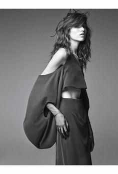 Grace Hartzel Vogue España December 2014 © Patrick Demarchelier Moda  Editoriale 95c52055dc0