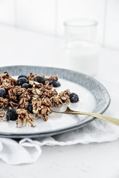 Only Deco Love: Caramelized Granola