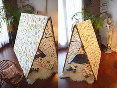 Tente cabane pour enfant