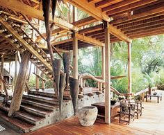 Jao Camp : Architectural Digest