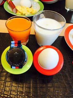 Have a good breakfast. #wellymerck #fashion #watches #good-looking