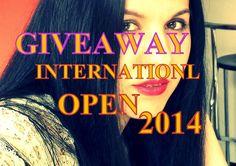 GIVEAWAY INTERNATIONAL 2014 OPEN/APERTO/CONTEST