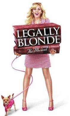 Legally Blonde: The Musical.   Yes, the movie was kind of dumb. Yes, the plot is unrealistic. But I freaking love this show!