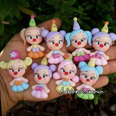 1 million+ Stunning Free Images to Use Anywhere Polymer Clay Fairy, Polymer Clay Christmas, Polymer Clay Charms, Crochet Toys Patterns, Stuffed Toys Patterns, Doll Patterns, Clay Crafts, Fun Crafts, Clay Center