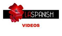 Enjoy our videos on our youtube channel!  dalila@laspanish.com  (310) 403-100  www.laspanish.com