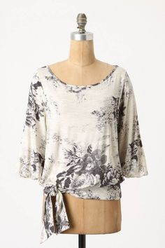 Ink-Drenched Tee