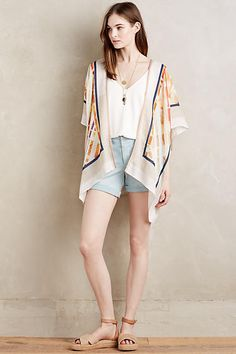 Pilcro Hyphen Chino Shorts Sky 28 Shorts. Click to shop right now! #anthropologie #urbanoutfitters