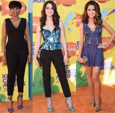 ad836edde10b 2015 Nickelodeon Kids  Choice Awards Red Carpet Roundup - Red Carpet  Fashion Awards