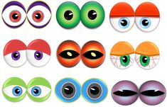 free printable props for photo booth eyes - Google Search