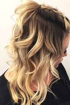 Fantastic We have created a photo gallery featuring cute hairstyles for medium hair that you can create in little time – 5 minutes or less. Ideal for busy ladies!  The post  We have created a pho ..