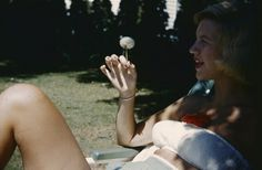 """Sylvia Plath in 1954, during her """"platinum summer"""".   © The Lilly Library, Indiana University"""