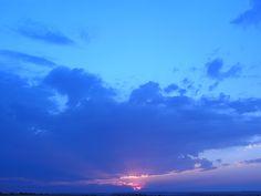 MT sunset