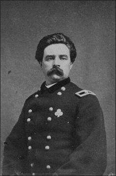 Thomas Alfred Smyth (December 25, 1832 – April 9, 1865) was a major general in the Union Army during the American Civil War. He was the last Union general killed in the war. Smyth was born in Ballyhooly in Cork County, Ireland