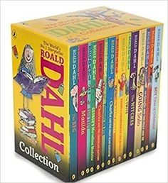 Roald Dahl Complete Collection Children 15 Books Box Set Pack (Fantastic Mr Fox, The Witches, The Twits, James Giant Peach, Charlie Chocolat. Best Kids Christmas Gifts, Top Christmas Toys, Roald Dahl Collection, Book Collection, Georges Marvellous Medicine, Dream Catcher For Kids, Dream Catchers, James And Giant Peach, Dream Catcher