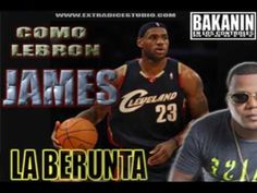 LA BERUNTA COMO LEBRON JAMES AUDIO ORIGNAL 2016 @EXTRADICESTUDIO LA BERUNTA COMO LEBRON JAMES BAKANIN EN LOS CONTROLES https://www.metrourbano.net/2016/06/descargar-la-berunta-lebron-james/ https://www.facebook.com/laberun... https://youtu.be/gpUZYl2SUjI