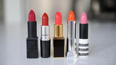 5 New Fall Lipstick Colors.