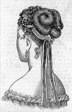 Victorian Era Hair