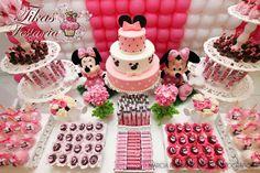 festa minnie rosa provençal rj - Pesquisa Google