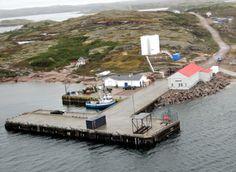 Installation Portuaire de Tête à la Baleine, Québec