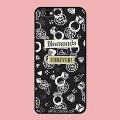 Bling Rings Diamonds iphone 5 c mobile-phone-cases © Natalie Williamson www.nataliewilliamsondesign.com