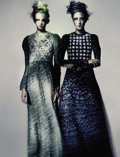 Paolo Roversi 'Haute Couture' Vogue Italia September 2015 20